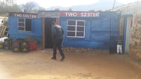 Two Sister Tavern Lesotho